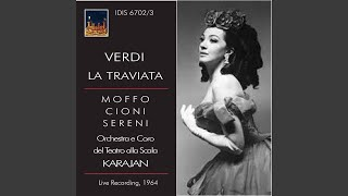 La traviata, Act III: Act III Scene 1: Largo al quadrupede (Chorus)