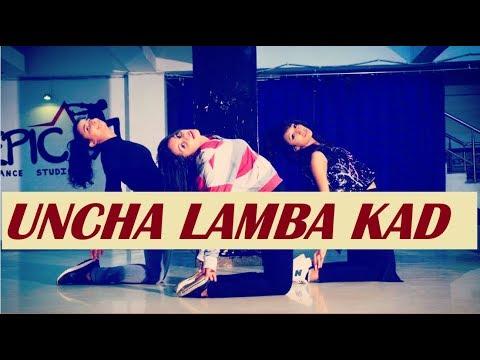 Uncha Lamba Kad   Dance Choreography by Shania Rawther