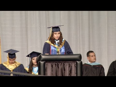 Atrisco Heritage Academy High School Graduation Ceremony - 2017