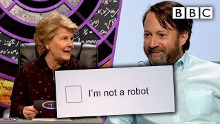 How the internet's 'I Aṁ Not A Robot' form ACTUALLY works | QI - BBC