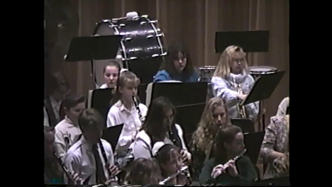 All County Chorus  2-5-94