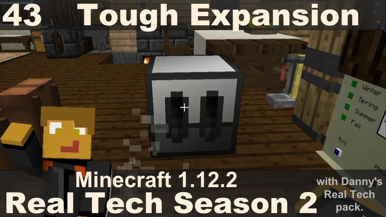 Real Tech S2E43 - Tough Expansion