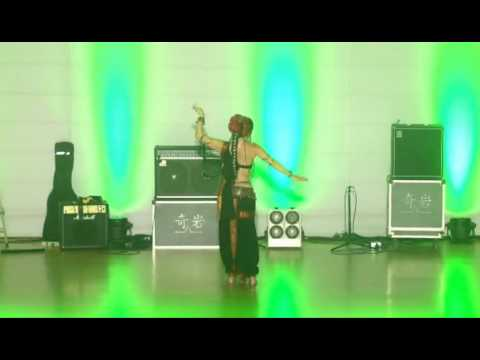 Moria Chappell in Taiwan 2012: Odissi...