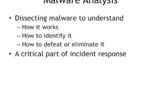 CNIT 126 0: Malware Analysis Primer & 1: Basic Static Techniques (Part 1)