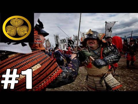 Victoria 2 New Times Lines за Японский Сёгунат #1 Банзай!
