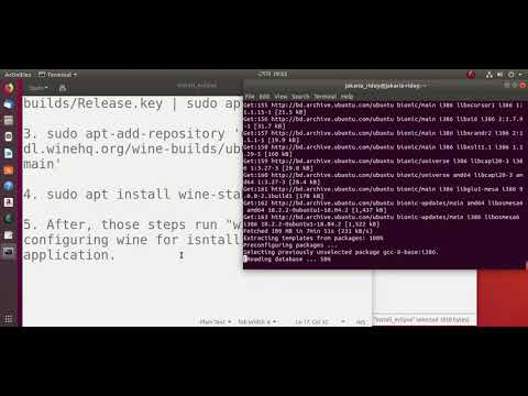 How To Install Wine On Ubuntu 18 04 LTS