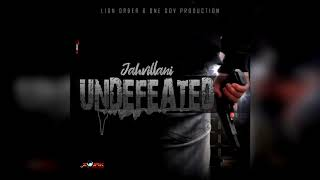Jahvillani - Undefeated (Official Audio)