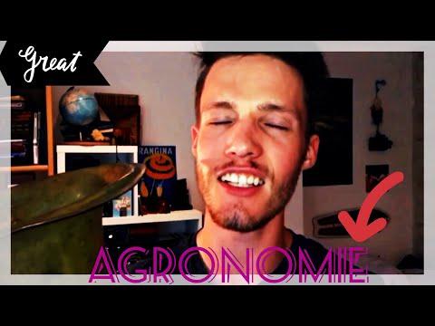 Qu'est ce que l'Agronomie ?