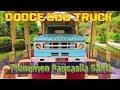 Truck DODGE 500, Koleksi di Monumen Pancasila Sakti
