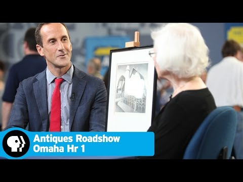 "ANTIQUES ROADSHOW | 1939 Grant Wood ""Fertility"" Lithograph 