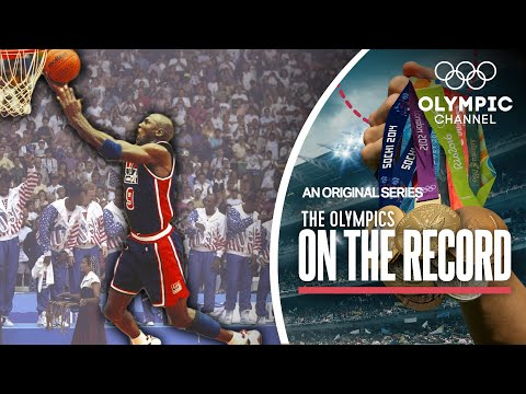 The Original 'Dream Team' Make Their Mark in Barcelona | Olympics On The Record