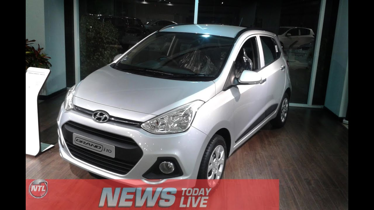 Indian Cars | HYUNDAI GRAND i10 CAR | Review and Specifications ...