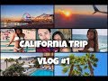 Taking a Trip to California! (Vlog #1)