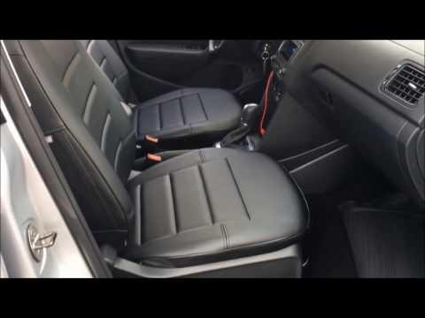 Авточехлы класса Люкс на Volkswagen Polo V (седан)