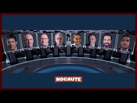 JFT AO VIVO: FERNANDO MORAIS COMENTA DEBATE DE PRESIDENCIÁVEIS DO SBT