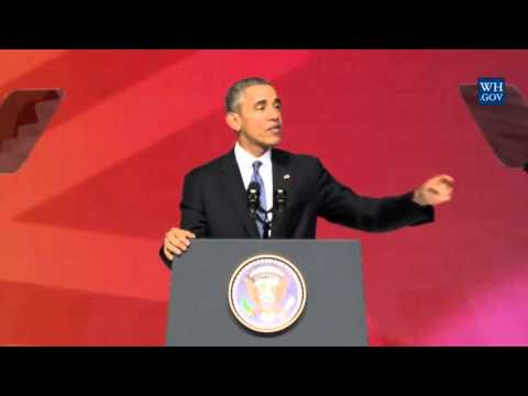 Obama Speaks To ASEAN Business Summit In Kuala Lumpur, Malaysia