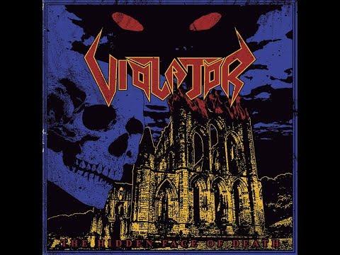 Violator - The Hidden Face of Death (2017) Full EP