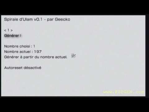 ULAM Spiral v0.1