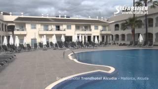 STAFA REISEN Hotelvideo: Trendhotel Alcudia, Mallorca -- Alcudia