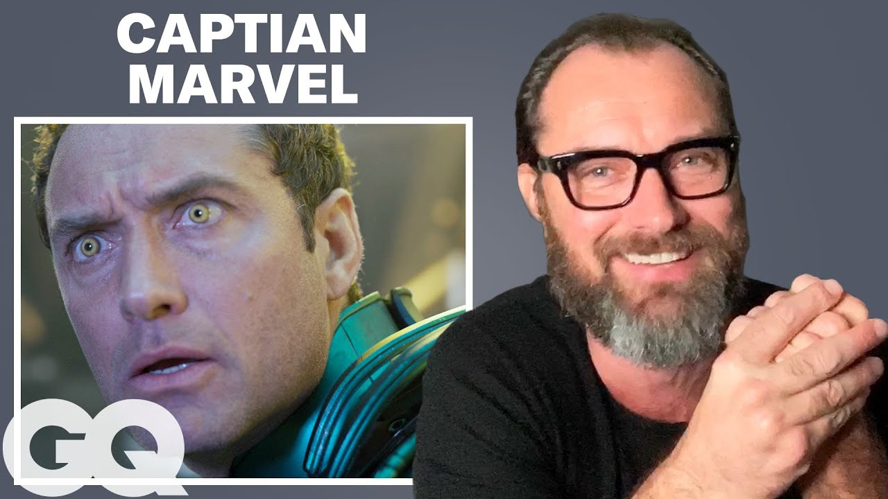 Jude Law Breaks Down His Most Iconic Characters