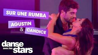 DALS S08 - Agustin Galiana, Candice Pascal et Fauve pour une rumba sur