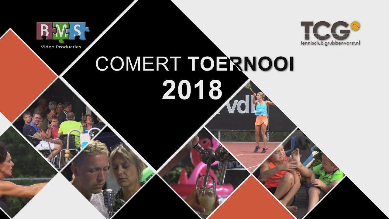 Comerttoernooi TC Grubbenvorst 2018