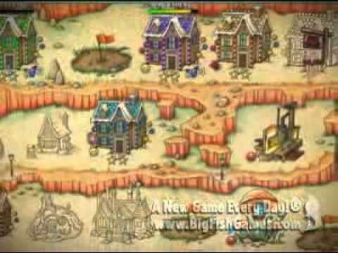 Build-a-lot: Fairy Tales / Strategy Game / Time Management