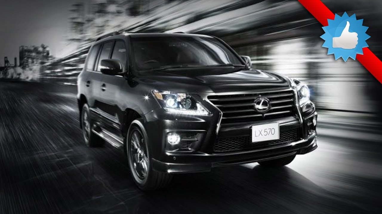 2015 lexus lx570 supercharger special edition: 450 bhp - youtube