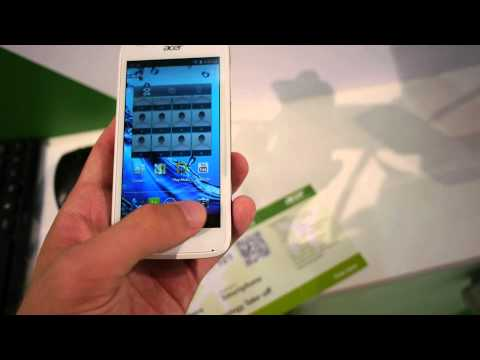 Acer Gallant Smartphone im Hands On [DE]