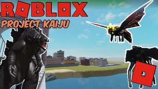 Roblox Project Kaiju - FLYING KAIJUS UPDATE! + 300 TIL GIVEAWAY!