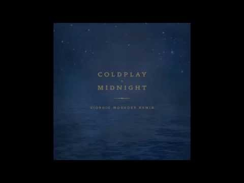 Coldplay - Midnight (Giorgio Moroder remix) (Audio)