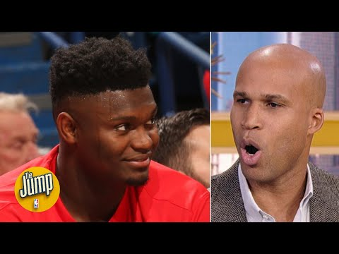 Ja Morant is great, but Zion Williamson's debut proved he's different - Richard Jefferson  The Jump