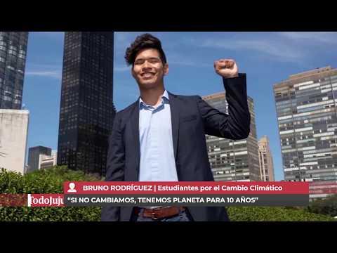 BRUNO RODRÍGUEZ - ACTIVISTA ARGENTINO