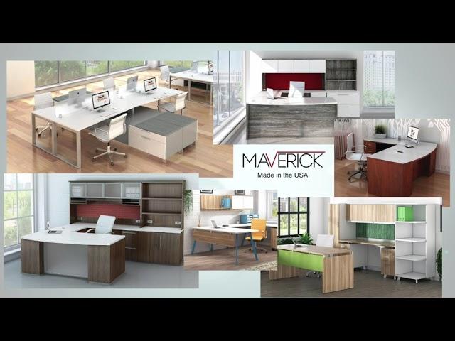 MAVERICK Office Furniture - Charlotte, NC