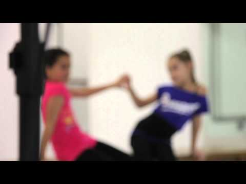 Pineapple Photoshoot - Dancewear for Girls - Behind the Scenes