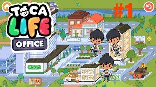 Toca life office | The first day on the job #1