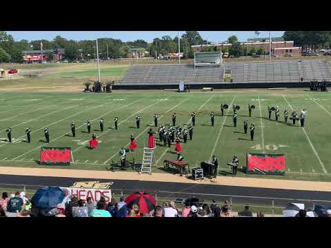 Mooreville High School Band At Northeast Community College