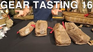 Gear Tasting 16: Medical Bag Loadout and Battery Holders