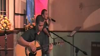 General Trias Unida Anniv Videos 2012 - Andrei on Vocals