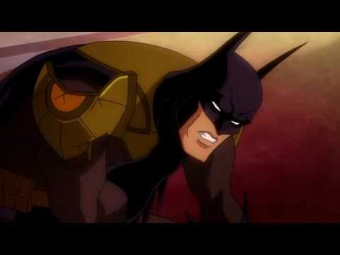 Batman vs Darkseid