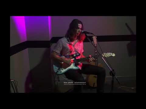 Simon Meola | Solo Acoustic Brisbane | All Along the Watchtower Cover