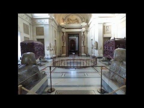 Sarcophagi of Helena and Constantina, Vatican Museums (manortiz)