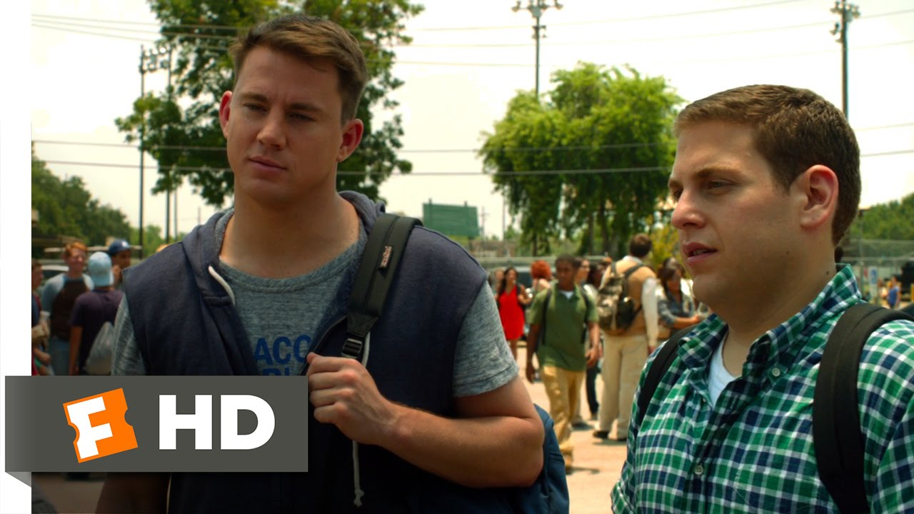 21 Jump Street First Day Of School Scene 4 10 Movieclips