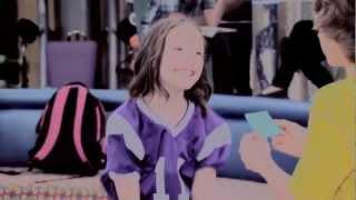 violet and fletcher [SMILE] :D ♥
