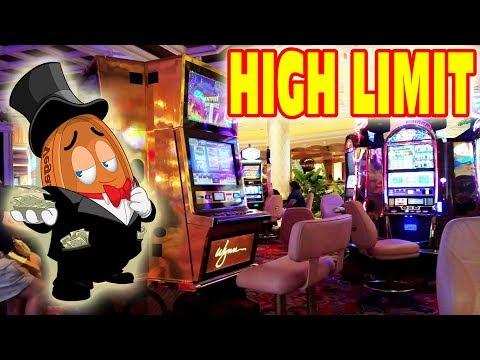 HIGH LIMIT SLOT MACHINE GAMBLING