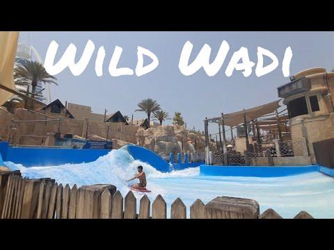 Fun at Wild Wadi Waterpark Dubai   All slides in wild wadi   #dubai#waterpark#vlog  RAS kingdom