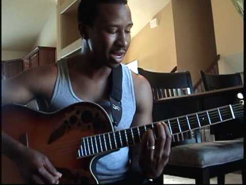Israel Houghton Lord You are good guitar tutorial