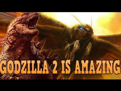 Godzilla 2 2019: Early Screen Testing Mothra's Design