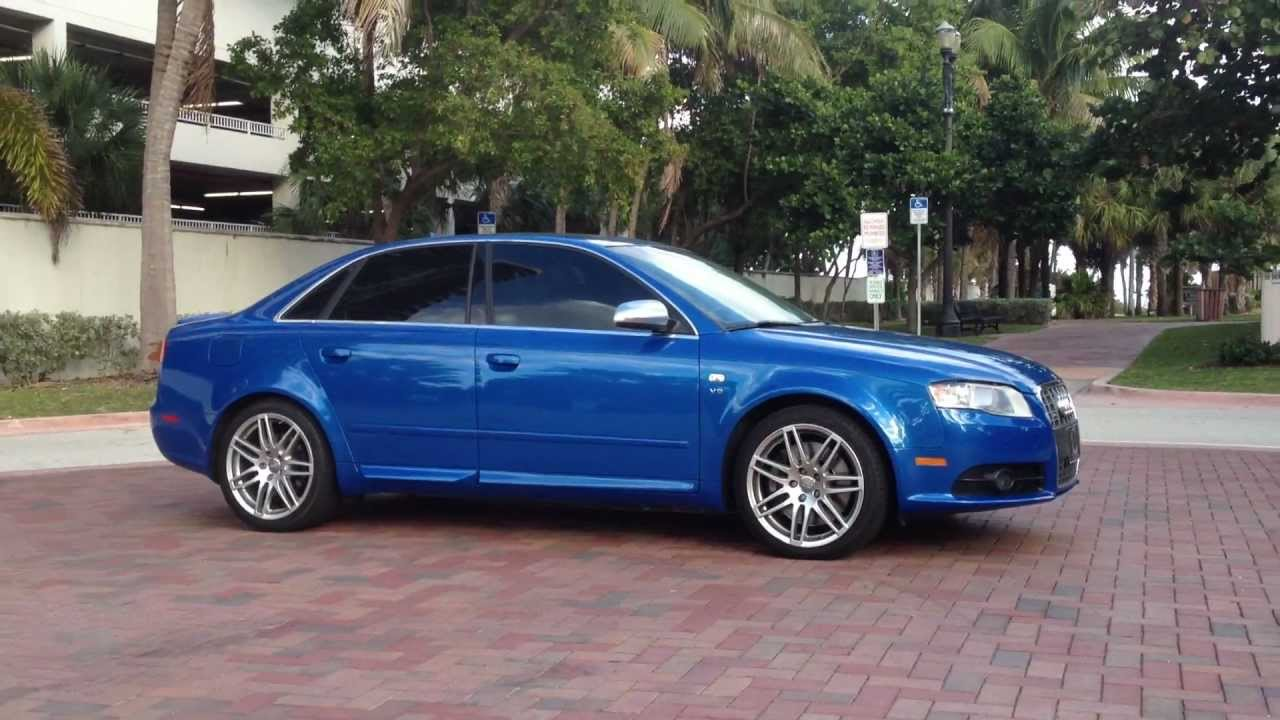 2008 Audi S4 For Sale With 32k Miles At Www.corvetteauto
