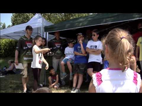 Herakles   Bass Fishing Kid Day